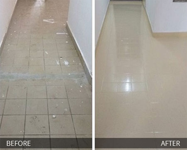 Anti-Slip Floor Coating